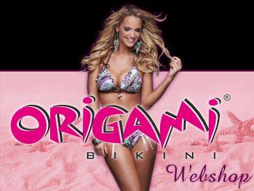 bikini, fürdőruha, bikini divat, fürdőruha divat, fürdőruhák, origami bikini